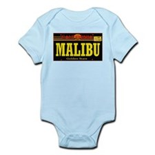 Malibu -- T-Shirt Infant Bodysuit