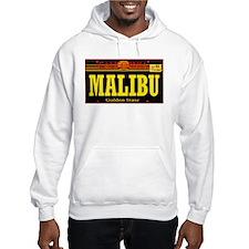 Malibu -- T-Shirt Hoodie