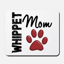 Whippet Mom 2 Mousepad