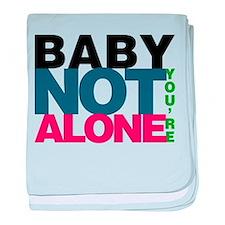 Cute Darren baby blanket