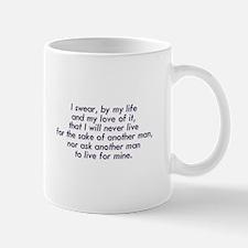 Galt's Gulch Trading Co. Small Small Mug