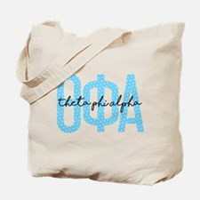 Theta Phi Alpha Tote Bag