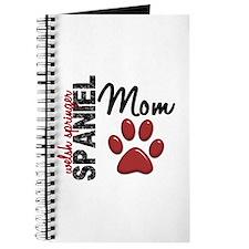 Welsh Springer Spaniel Mom 2 Journal