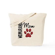Weimaraner Mom 2 Tote Bag