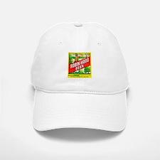 Nebraska Beer Label 5 Baseball Baseball Cap