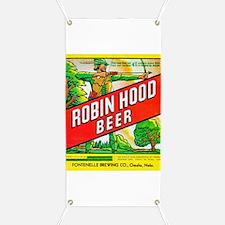 Nebraska Beer Label 5 Banner
