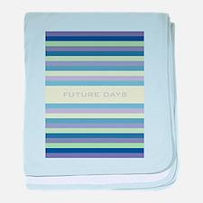 Future Days baby blanket