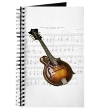 Mandolin and Sweet Music Journal