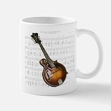 Mandolin and Sweet Music Mug
