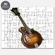 Mandolin and Sweet Music Puzzle