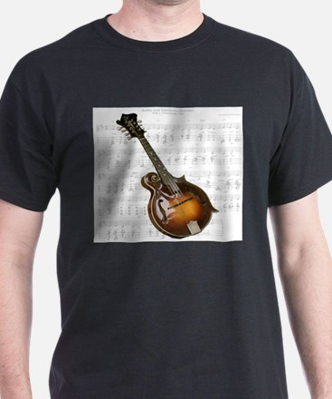 Mandolin and Sweet Music T-Shirt