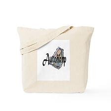 Autoharp Tote Bag