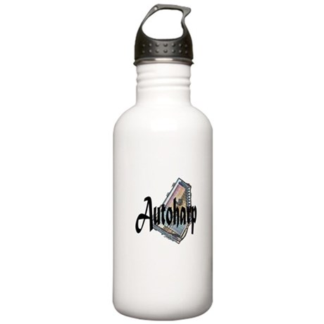 Autoharp Stainless Water Bottle 1.0L