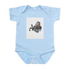 Autoharp Infant Bodysuit
