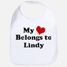 My Heart: Lindy Bib