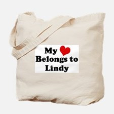 My Heart: Lindy Tote Bag