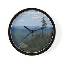 Crane Mountain Summit Wall Clock