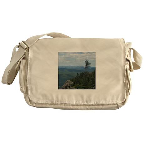 Crane Mountain Summit Messenger Bag