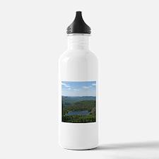 Crane Mtn Pond (from summit) Water Bottle