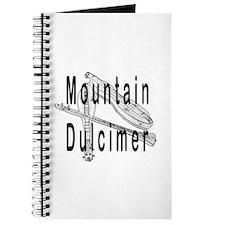 Mountain dulcimer Journal