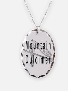 Mountain dulcimer Necklace