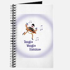 Boogie Woogie Hammer Journal