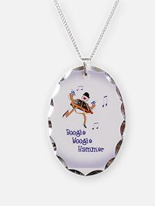Boogie Woogie Hammer Necklace