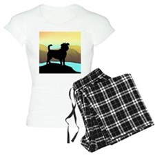 seaside affen Pajamas