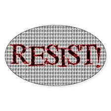 Resist! Decal