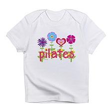 Green Ink Pilates Infant T-Shirt