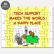 tech support Puzzle