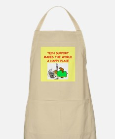 tech support Apron
