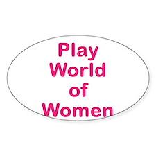 World of Women Decal