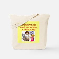 veternarians Tote Bag