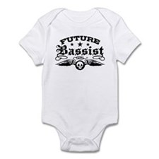 Future Bassist Infant Bodysuit