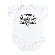 Future Bassist Infant Bodysuit