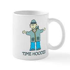 Time Hoodie Mug