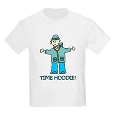 Time Hoodie T-Shirt