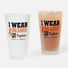 Leukemia Nephew Drinking Glass