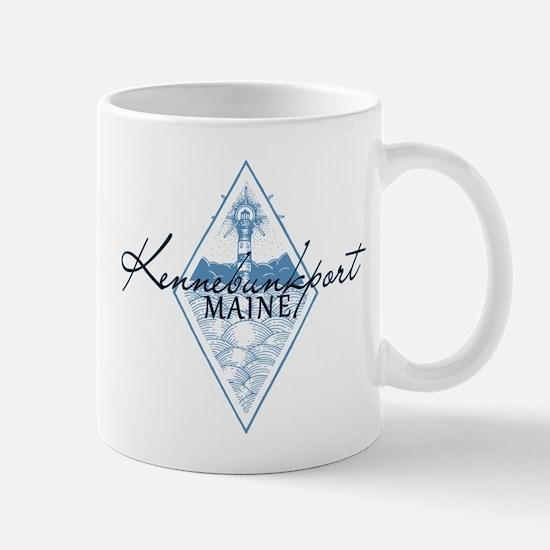 Kennebunkport, Maine Coffee Mug Mugs