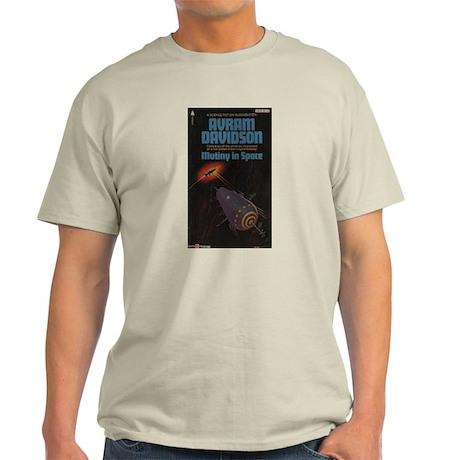 Mutiny in Space Ash Grey T-Shirt