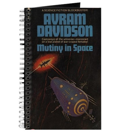 Mutiny in Space Journal