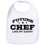 Chef Cotton Bibs
