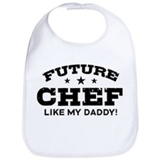 Future Chef Like my Daddy Bib