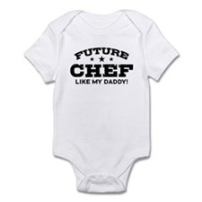 Future Chef Like my Daddy Infant Bodysuit