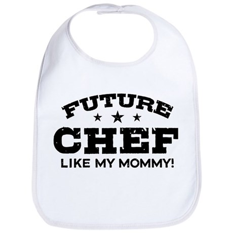 Future Chef Like my Mommy Bib
