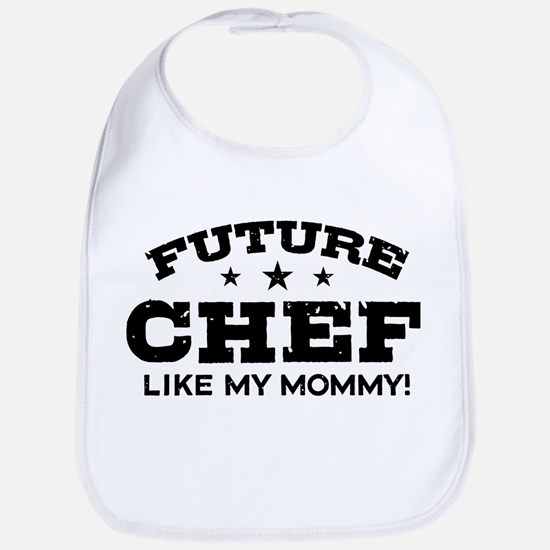 Future Chef Like my Mommy Bib