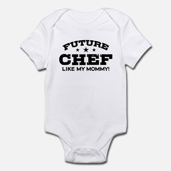 Future Chef Like my Mommy Infant Bodysuit