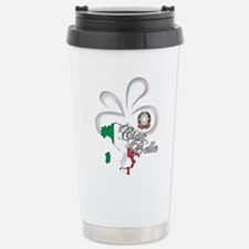 Ciao Bella Stainless Steel Travel Mug