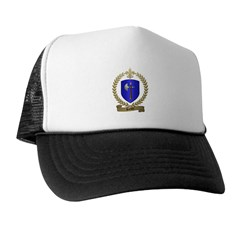 HACHEY Family Crest Trucker Hat